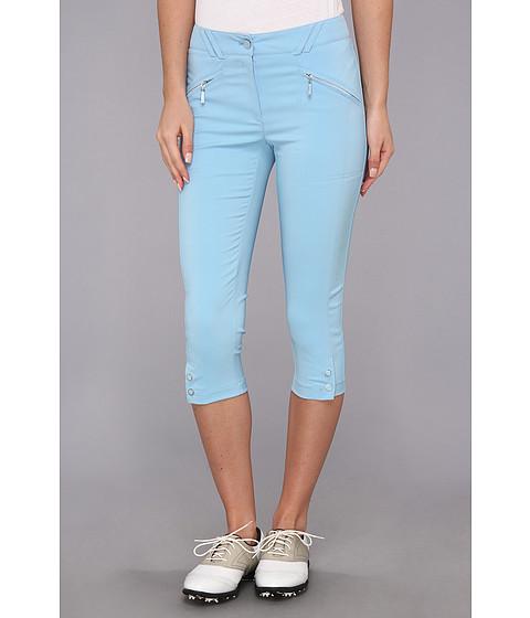 """Pantaloni DKNY - Jean 28.5\"""" Pedal Pusher - Serenity"""