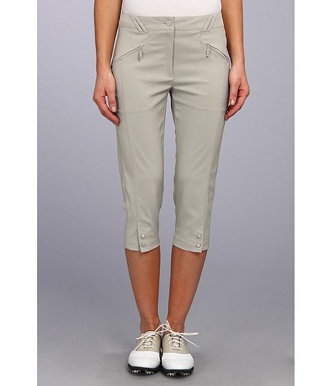 """Pantaloni DKNY - Jean 28.5\"""" Pedal Pusher - Vesuvius"""