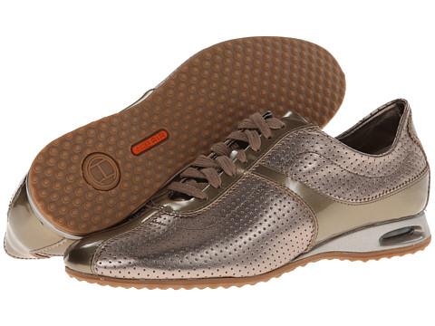 Pantofi Cole Haan - Air Bria Perf Oxford - Vintage Silver/Vintage Silver Patent