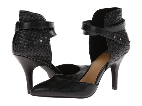 Pantofi Fergalicious - Jacinda - Black Synthetic