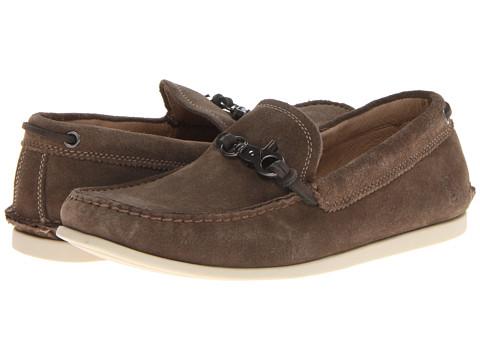 Pantofi John Varvatos - Schooner Dog-Clip - Clay