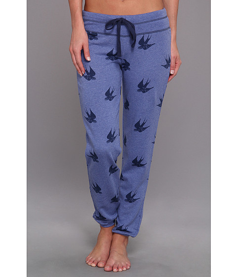 Lenjerie P.J. Salvage - Sweat it Out! French Terry Lounge Pant - Denim