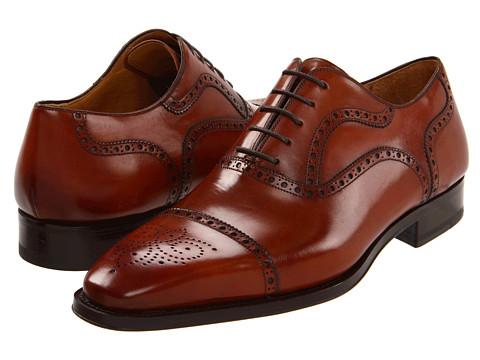 Pantofi Magnanni - Santiago - Cognac
