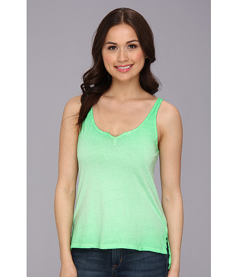 Bluze Fox - Illusion Tank - Moto Mint
