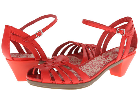 Pantofi Camper - Agatha Sandal 21900 - Medium Red