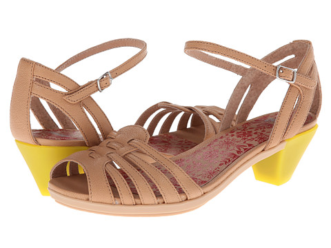 Pantofi Camper - Agatha Sandal 21900 - Dark Beige