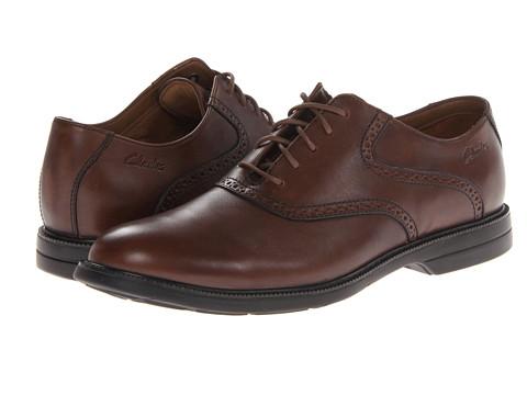 Pantofi Clarks - Bilton Forge - Brown