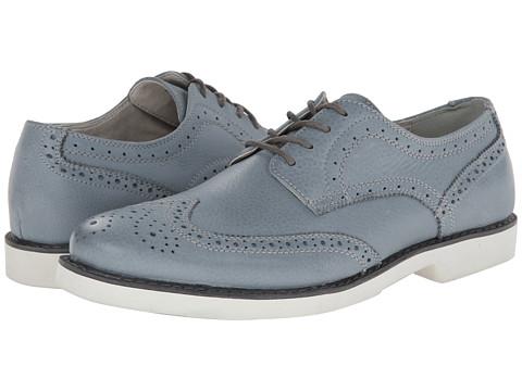 Pantofi GBX - Wing Tip Bux Oxford - Jeans