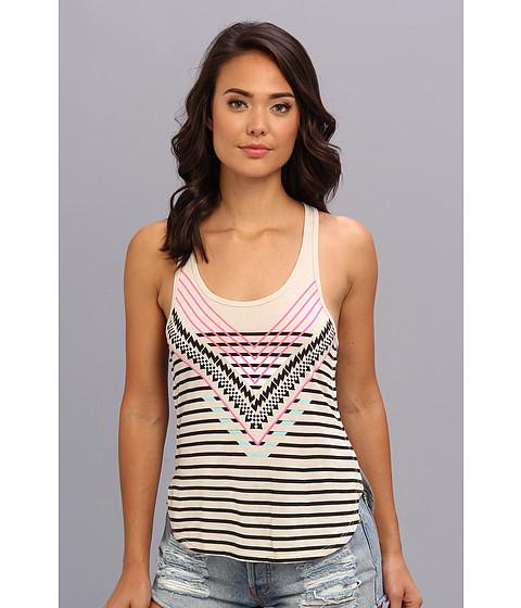 Bluze Volcom - Tropxxx Wrap Back Tank - Stripe