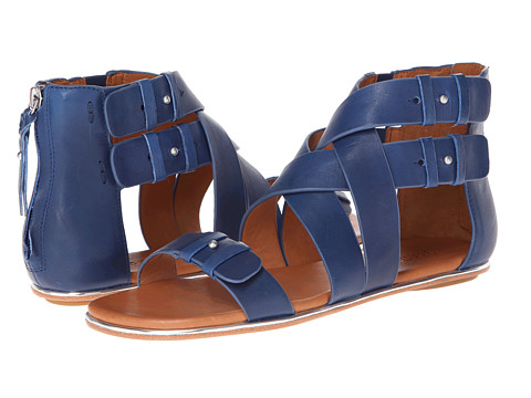 Sandale Gentle Souls - Blessie - Royal Blue Leather