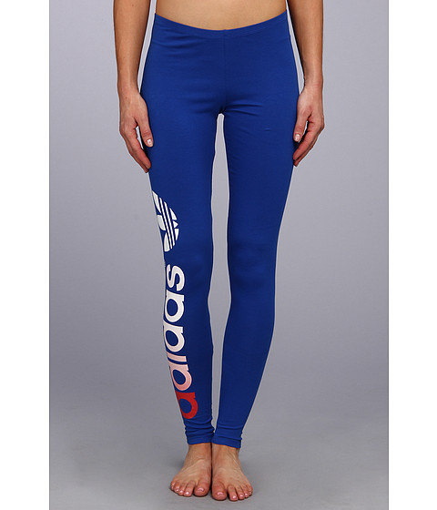 Pantaloni Adidas Originals - Country Tight - Collegiate Royal/White/Collegiate Red