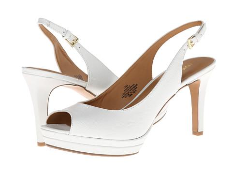 Pantofi Nine West - Able - White Leather 2