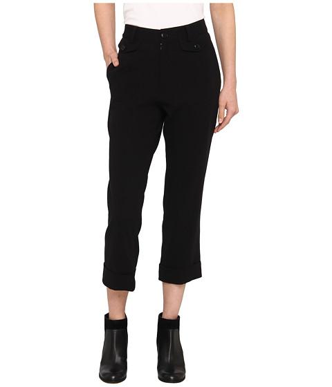 Pantaloni Ys by Yohji Yamamoto - Slim Slack - Black