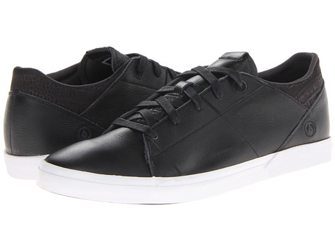 Adidasi Volcom - Vulture - Black Leather/Embossed