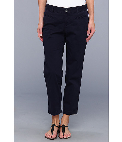 Pantaloni Dockers - Super Stretch Crop - Solid - Night Wate