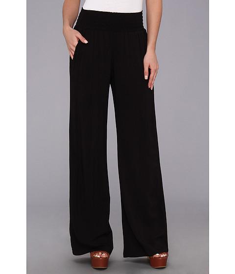 Pantaloni Splendid - Woven Bottoms Wideleg - Black