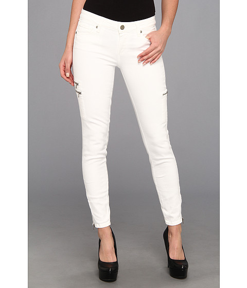 Blugi Paige - Ivy Cargo in Optic White - Optic White