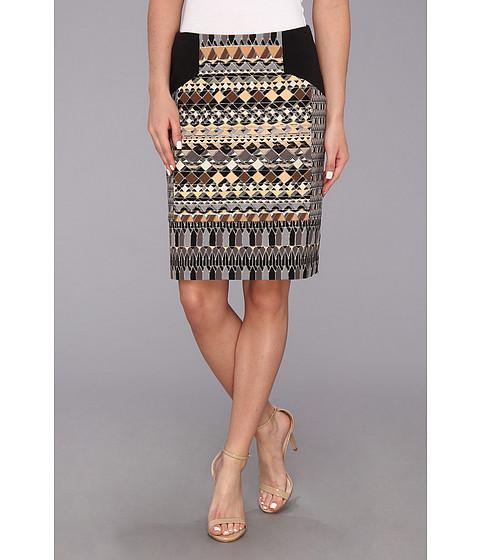Fuste NIC+ZOE - Radiant Wink Skirt - Multi
