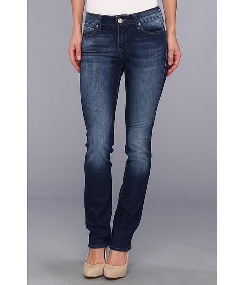 Blugi Mavi Jeans - Kerry Mid-Rise Straight Leg in Indigo Nolita - Indigo Nolita