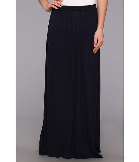 Fuste Vince Camuto - Jersey Maxi Skirt - Blue Night