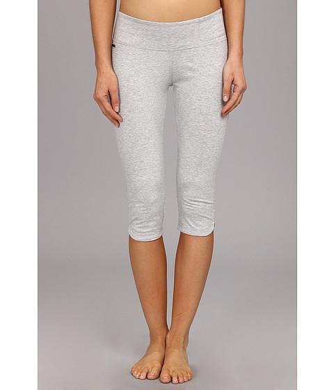 Pantaloni Lole - Serene Capri - Warm Grey Heather
