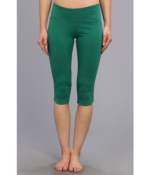 Pantaloni Lole - Serene Capri - Glade Green