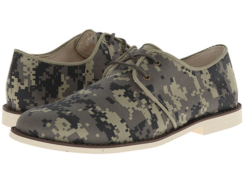 Pantofi Generic Surplus - Klein - Canvas - Green Pixel