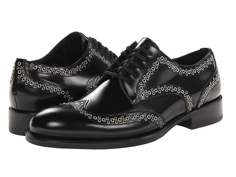 Pantofi DSQUARED2 - Jazz Laced Up Oxford - Black