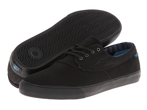 Adidasi Lakai - Camby x Earl Sweatshirt - Black Canvas