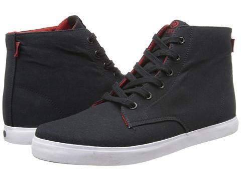 Adidasi Circa - Hero - Black/Pompeian Red