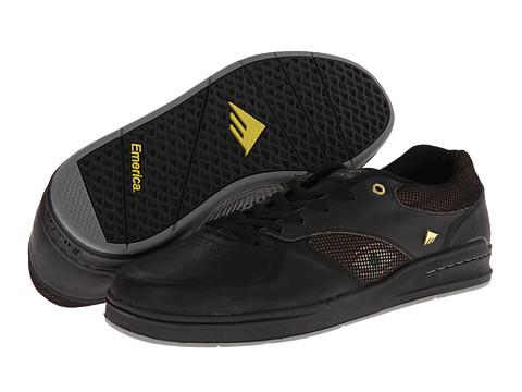 Adidasi Emerica - The Heritic x Ed Templeton - Black/Brown