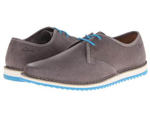 Pantofi Clarks - Maxim Flow - Grey