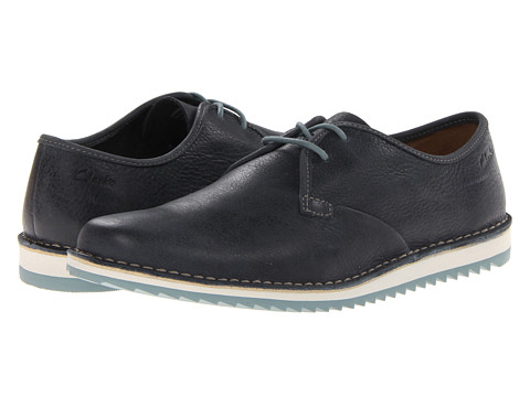 Pantofi Clarks - Maxim Flow - Navy