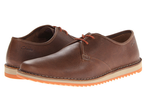 Pantofi Clarks - Maxim Flow - Tobacco
