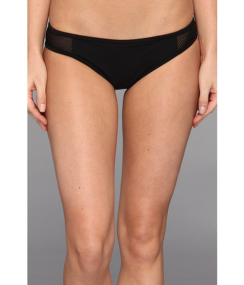 Costume de baie Hurley - Meshed Hipster Bottom - Black