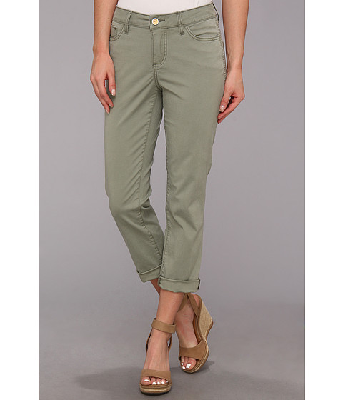 Blugi Christopher Blue - Brooklyn Roll in Moss - Moss