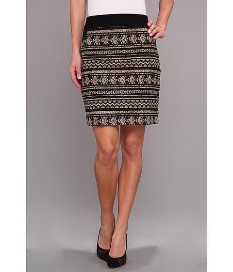 Fuste Karen Kane - Fiji Contrast Skirt - Multi