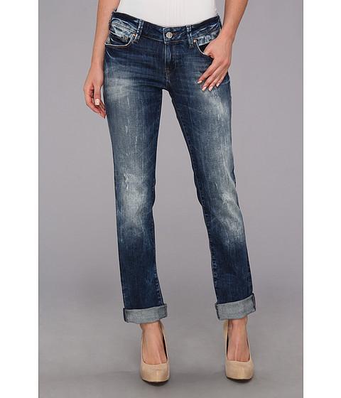 Blugi Mavi Jeans - Emma Slim Boyfriend in Dark R-Vintage - Dark R-Vintage