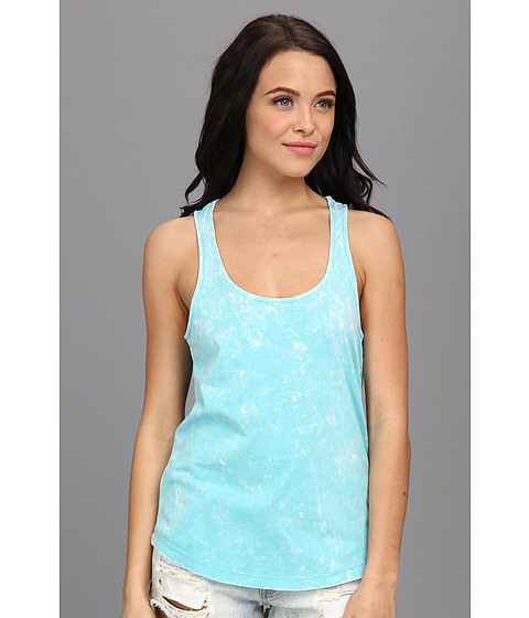 Bluze Volcom - Show Your Tips Tank - Teal