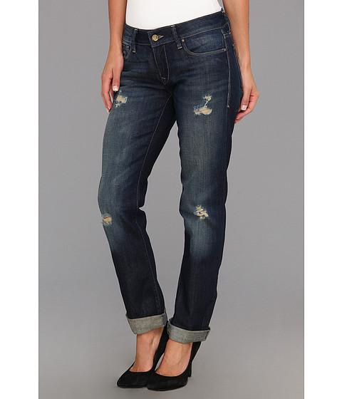 Blugi Mavi Jeans - Emma Slim Boyfriend in R-Vintage - R-Vintage