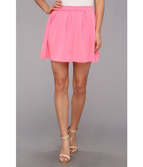 Fuste Gabriella Rocha - Lauren Ashley Skater Skirt - Pink