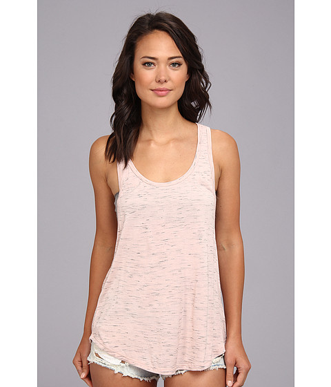 Bluze Volcom - Lived In Slub Racer Tank - Light Pink