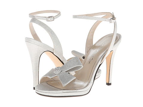 Pantofi Caparos - Leigh - Silver Glitz