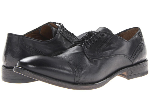 Pantofi John Varvatos - Fleetwood Captoe - Lead