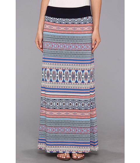 Fuste Karen Kane - Halcyon Stripe Maxi Skirt - Print