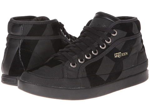 Adidasi Puma Sport Fashion - Rabble Mid - Black 1