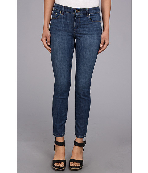 Blugi Anne Klein New York - Leo Skinny Jean in Medium Wash - Medium Wash