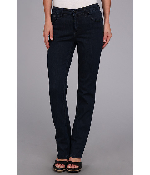 Blugi Jones New York - Lexington Straight Leg w/ Bling in Indigo Blue Wash - Indigo Blue Wash