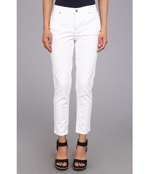 Pantaloni Jones New York - Jones New York Jeans - Soho Ankle Jean - White