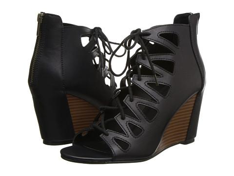Pantofi MIA - Madelynn - Black Vegan